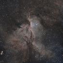 NGC 6188 - H-alphaRGB,                                Rodrigo Andolfato