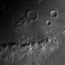 Montes Archimedes & Archimedes - Aristillus - Autolycus craters,                                Euripides
