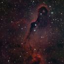IC1396 - The Woman who Walked Away,                                Brett Creider