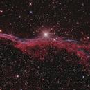 NGC 6960, Western Veil Nebula,                                Bastian_H