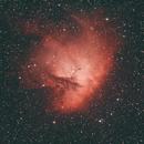 NGC281,                                Martin Lysomirski