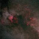 Cygnus region,                                AC1000