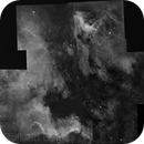 NGC 7000, IC 5070, NGC 6997,                                Rolland Balázs