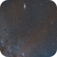 Andromeda and friends, widefield.,                                Donnie B.