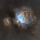 The Orion Nebula M 42,                                Sasho Panov