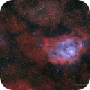 M8 Lagoon Nebula,                                RichardBoudreau