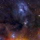 Rho Ophiuchi Cloud Complex (Crop).,                                ofiuco
