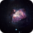 Orion Nebula from Palermo,                                Mario Lauriano