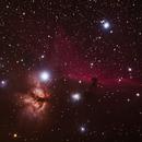 HorseHead Nebula,                                Helder Grincho