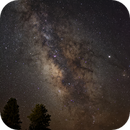 Milky Way at Bryce Canyon,                                Yannick D.