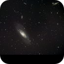 M106 and NGC4226,                                Jürgen Ehnes