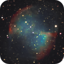 M27, Dumbbell Nebula.,                                Sergei Sankov