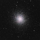 M13 - The Great Hercules Cluster,                                Wanda Conde