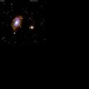 ngc5585 galassia nell'orsa maggiore                                                      distanza non pervenuta,                                Carlo Colombo