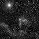 IC 63 - Ghost Nebula,                                Doug MacDonald