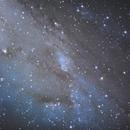 NGC 206 - Andromeda,                                bingocrepuscule