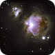 M 24 Nébuleuse d'Orion,                                Frédéric THONI