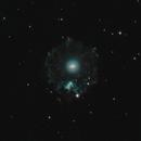 NGC 6543, The Cat's Eye Nebula,                                Mark L Mitchell
