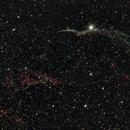 Veil Nebula,                                Giovanni Fiume