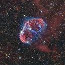Crescent Nebula in OIII Pack,                                Francesco Di Cencio