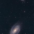 Winter M81 & M82,                                Guillermo Gonzalez