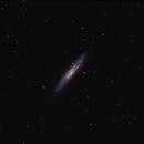 Galaxia de Sculptor,                                Pedro Asunción