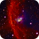 Orion's Other Nebula (NGC 1788) - Bicolor Ha/Oiii,                                Jim Matzger