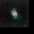 M 27 The Dumbell Nebula,                                Carl Weber