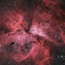 Eta Carinae Nebula ,                                Frank