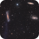 Leo Triplet with tidal tail of NGC3628,                                Ola Skarpen SkyEyE