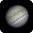 Jupiter and Ganymede,                                Ecleido Azevedo