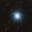 M13 Great Globular Cluster,                                Wilsmaboy