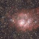 Lagoon Nebula (M8),                                Kyle Goodwin