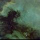 North America nebula,                                futuneral