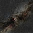 Milky Way,                                Pawel Zgrzebnicki