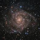 Hidden Galaxy Revealed,                                Rodd Dryfoos