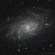 M33, Triangulum Galaxy,                                Vincent Bchm