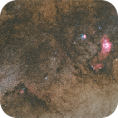 Sagittarius Milky Way detail,                                Peter Pat