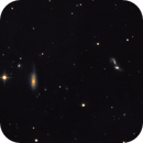 NGC 4669 and some colleagues,                                Gotthard Stuhm