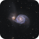 Messier 51,                                skyimager