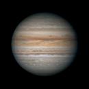 Jupiter on May Day (1 May 2021),                                LacailleOz