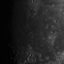 Moon 2020-02-05. Terminator on Oceanus Procellarum. From Gassendi to Kepler.,                                Pedro Garcia