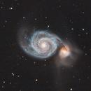 M51,                                AstronoSeb
