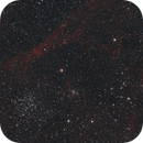 M38,Open Cluster and Ic 417,                                Vlaams59