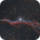 NGC 6960, Western Veil,                                skyborg