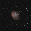 M1 Nebulosa del Cangrejo,                                Astroneck