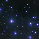 M45 (Pleiadi), 30 gennaio 2021,                                Giuseppe Nicosia