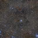NGC 7023 widefield,                                Jens Zippel
