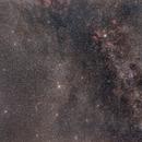 Cygnus Widefield, 50mm on StarAdventurer,                                Jonas Illner