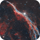 NGC6960 and friends,                                Joel85